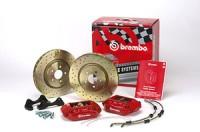 Brembo sada GRAND TURISMO zadní Ferrari Testarossa -- rok výroby 1984-1987